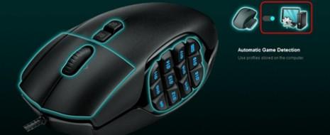 El G600 gaming mouse tratará de satisfacer todas las necesidades de cualquier gamer MMO (massive multiplayer online), cuenta con hasta 20 botones perfectamente manejables para hacer que los juegos de […]