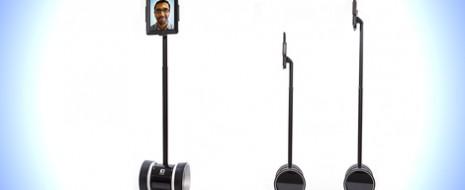 Double Robotics ha creado a Double, lo que te permitirá estar en dos lugares a la vez, para poder lograrlo lo único que necesitarás será tener 2 Ipads y pagar...