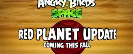 Después de su llegada al espacio, los chavos de Rovio, ahora han decidido llegar hasta el Planeta Rojo, aprovechando que el Curiosity está por esos rumbos, los pájaros gruñones lo...