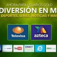 Ayer llegó una nueva actualización al sistema de X-box 360 y con ella nuevas aplicaciones. Entre las cuales destacan la incorporación de Televisa y Tv Azteca, mediante las cuales los […]