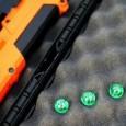 """Una compañía especializada en seguridad lanzó un proyecto para armar a los oficiales de policía con pistolas que disparan ADN con el fin de """"marcar"""" a los criminales para facilitar..."""