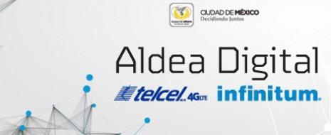 Se realizará en la explanada un encuentro tecnológico, del 16 al 18 de marzo; entre los servicios de la Aldea Digital Telcel 4GLTE-Infinitum destaca el préstamo de computadoras. La Aldea...
