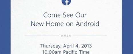 Facebook continua actualizando sus plataformas, la red social ha invitado a sus seguidores a conocer su nuevo Home en Android el próximo 4 de abril. Como suele pasar en todas […]