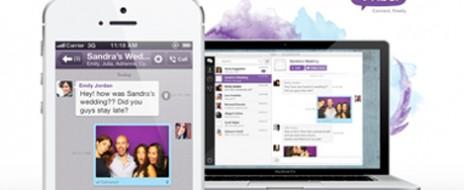 Con la actualización que hizo Microsoft, Skype ha ganado mucha fuerza este año, sin embargo Viber busca competirle y no dejarle el camino libre. Viber anteriormente era un servicio exclusivo...