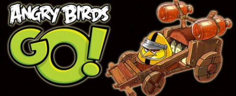 """El tan famoso y conocido juego de los """"pájaros"""" llego a México con su versión Angry birds go! en una nueva aventura en la que los populares pajaritos y cerdos..."""