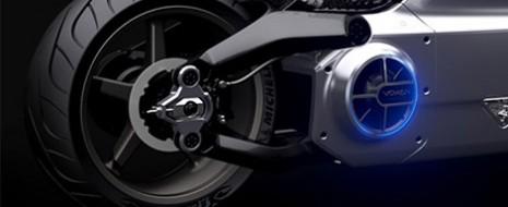 Creada para los amantes de las tecnologías verdes esta motocicleta presentada en el Salón de motocicletas de París 2013, es una combinación de velocidad, innovación, elegancia y estilo. Lleva el...