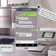 Ahora los usuarios podrán mandar órdenes a sus dispositivos LG mediante  la plataforma de Line
