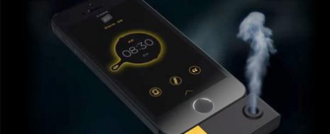 La marca Oscar Mayer creó una aplicación móvil para iPhone con la que los usuarios despertarán con el sonido y aroma de tocino friéndose En breve, los usuarios podrían levantarse...