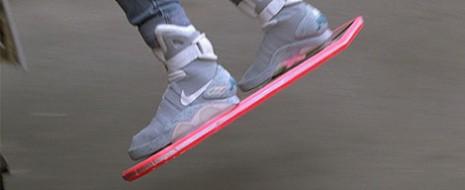 La famosa patineta de la película volver al futuro ya es una realidad, aunque sea de manera virtual. Parece que la visión que había en 1989 de lo que sería...