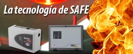 SAFE ® ha dado respuestas a las exigencias de Diferentes Aplicaciones, Ampliando su Capacidad de detection puntual con los equipos de detection de humo por aspiración Estándar SAFE TEA. Los […]